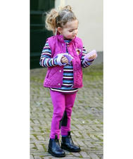Horka MINI RIDER BODYWARMER, barnvst